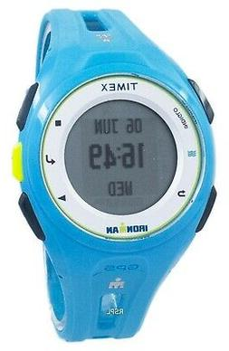 Timex Unisex TW5K87600 Ironman Run x20 GPS Full-Size Bright