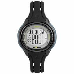 Timex TW5M13700, Ironman Sleek 50-Lap Indiglo Watch, Alarm,