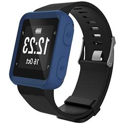 ultra slim protected silicon watch