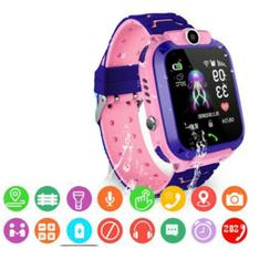 USA Smart Watch with GPS GSM Locator Touch Screen Tracker SO