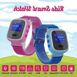 USA Smart Watch with GSM Locator Tracker SOS Step Counter fo