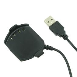 USB Charging Charger Cable Sync Data Clip for Garmin Approac