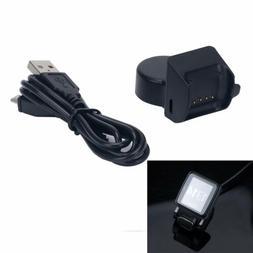 USB Date Charging Charger Dock For TomTom Runner & TomTom Mu