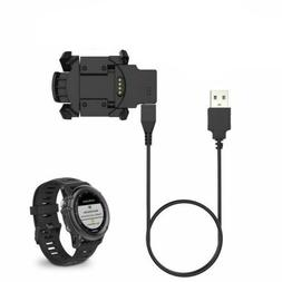 NEW USB Data Charger Dock Cable For Garmin Fenix 3 HR Quatix