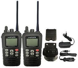 West Marine VHF150 DSC Handheld Marine Radio Submersible Wat