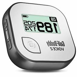 GolfBuddy Voice 2 Talking GPS Range Finder Rechargeable Watc