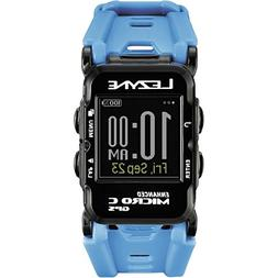 Lezyne Color Watch, Blue, One Size