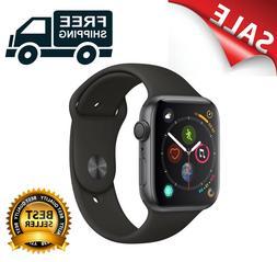 Apple Watch Case Space Gray Aluminium Series 4 GPS, 44mm Wit