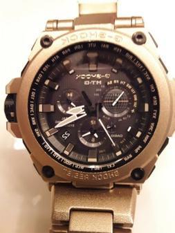 CASIO watch G-SHOCK MTG GPS hybrid Solar radio Limited Editi
