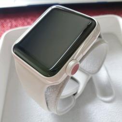Apple Watch Series 3 38mm Edition Ceramic GPS cellular $1299