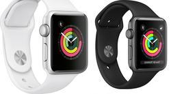 Apple Watch Series 3 GPS Space Gray/Silver Case 38mm/42mm Bl