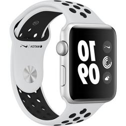 Apple Watch Series 3 Nike+ - 42mm - GPS - Silver Aluminum Ca
