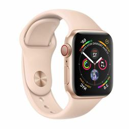 Apple Watch Series 4 40 mm Gold Aluminum with Pink Sand Spor