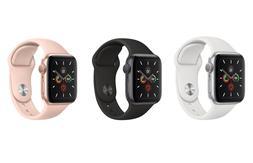 Apple Watch - Series 5 - GPS - 44mm - 1 Year Apple Warranty
