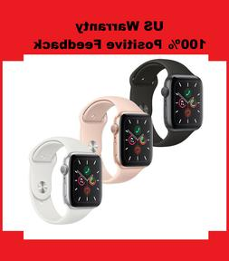 Apple Watch Series 5 GPS Gold/Gray/Silver 40mm/44mm Pink/Bla