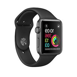 Apple Watch Series 2 - 42mm Space Grey Aluminium Case with B
