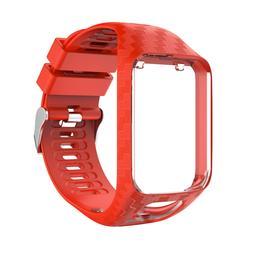 Watchband For Tom Tom 2 3 Series <font><b>Watch</b></font> <