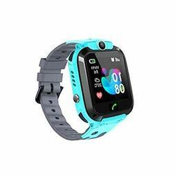 Waterproof Kids Smart Watch GPS Tracker - Boys Girls for 3-1