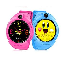 Kids Smartwatch Phone Watch for Android iPhones Camera Smart