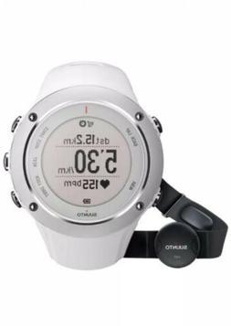 Suunto Women's Ambit2 S Sport Crystal White Digital GPS Runn
