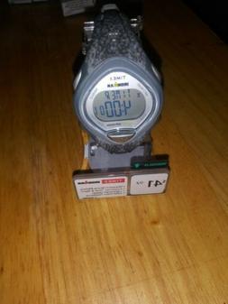 Timex Women's TW5M08600 Ironman Sleek 30 Gray Speckled Resin