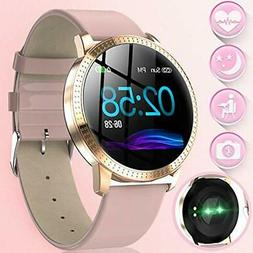 Women Smart Smartwatches Watch-Activity GPS Tracker Fitness