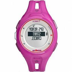 Womens Wristwatch Timex RUN X20 TW5K87400 Chrono Silicone Fu