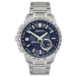 Citizen World Time GPS Men's Eco-Drive Watch.