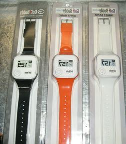 3 Wrist Band Golf Buddy GPS Rangefinder Voice 1 2 Accessory
