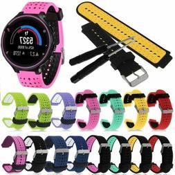 Wrist Band Strap for Garmin Forerunner 220/230/235/620/630 G