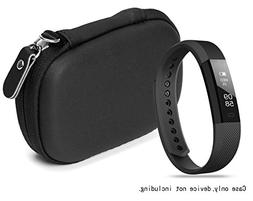Matte Black Wristband Case for Heart Rate Monitor, Fitness A