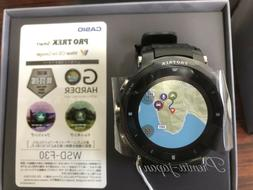 Casio WSD-F30 PROTREK Smart Outdoor GPS Watch Japan Domestic