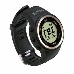 GOLFBUDDY WT6 GOLF GPS WATCH, BLACK