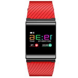 PINCHU X9Pro Colorful Screen Smart Band Fitness Bracelet Blo